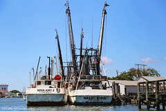 IMG_1863 (Blue Turtle Trawler) Tags: fortmyersbeach shrimpboats