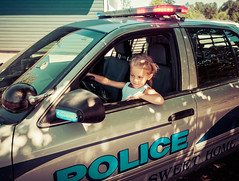 Using The Force's Patrol Car! #FlickrFriday #UseTheForce (Jason _Ogden) Tags: pleasedontpullmeover oregon flickrfriday usetheforce leo lawenforcement linncounty nikon nikond90 nikonvr18200 pacificnorthwest sweethome theforce blue cruiser cute police policedepartment red