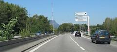 A480-15 (European Roads) Tags: france alps grenoble autoroute a480