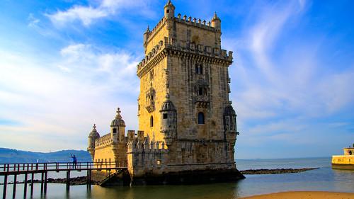 The Belem tower, Lisboa, 20151016