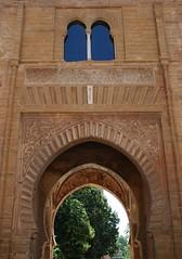 Vino Puerta (macondianito) Tags: andaluca alhambra granada