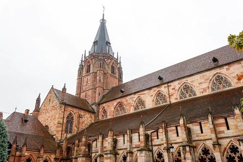 Abbatiale Saint-Pierre-et-Saint-Paul à Wissembourg