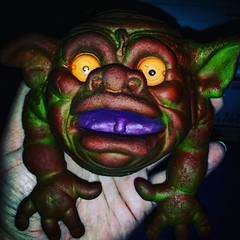 There's a certain kind of charm to how some Boglins aged. Weird color changes in the degradation of the rubber and paint used makes some cool variations. #raretoys #RagingNerdgasm #TomKhayos #ToyGameScroogeMcDuck #vintage #80s #toyfinds #toyhunting #toyhu (Raging Nerdgasm) Tags: color halloween tom vintage toy toys weird cool paint puppet certain review some charm rubber used spooky kind collection 80s how aged makes changes variations collecting weirdstuff theres raging rng degradation nerdgasm boglins raretoys instagram ragingnerdgasm tomkhayos khayos toyhunting toyfinds toygamescroogemcduck toysagram toytrades toyhustle toyhorder toyhistorian