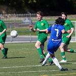 Petone FC v Victoria University 10