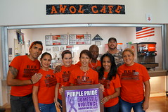 DSC00408 (U.S. Army Garrison - Miami) Tags: army coast force purple florida miami military air south families guard navy ceremony pride joe domestic walker violence marines kindness pao awareness prevention partnership doral garrison mcqueen southcom gentleness usag imcom fmwr
