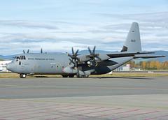 5629 (Skidmarks_1) Tags: norway airport aircraft aviation transport osl militaryaircraft engm c130j 5629 lockheedc130hercules oslogardermoenairport rnoaf royalnorwegianairforce