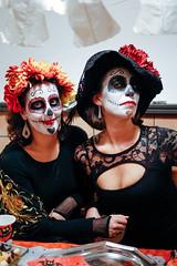 Halloween 2015 (Pablo Latorre) Tags: party halloween valencia costume october photographer fiesta pablo makeup disfraz horror terror octubre catrina miedo fotografo maquillaje 2015 pablolatorre latorre pablografia wwwpablografiacom