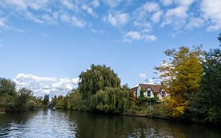 River Avon...