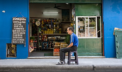 Buenos Aires I Argentina (Javier Zapatero) Tags: street leica blackandwhite argentina monochrome canon photography buenosaires nikon fuji streetphotography streetphoto urbanphotography zapaphoto