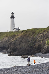 Yaquina Head Lighthouse, Outstanding Natural Area (BLMOregon) Tags: ocean sea lighthouse birds museum oregon coast newport seals yaquinahead tidepools tidepool yaquina