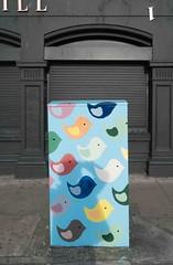MULTICULTURED BIRDS BY JAMES O'BRIEN [DUBLIN CANVAS]-110320