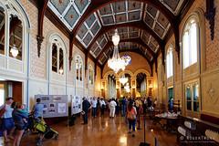 20151108-15-Government House open day (Roger T Wong) Tags: australia ballroom tasmania hobart chandeleir governmenthouse 2015 architectureweek receptionhall sony1635 rogertwong sel1635z sonya7ii sonyilce7m2 sonyalpha7ii sonyfe1635mmf4zaosscarlzeissvariotessart openhousehobart