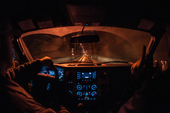 The Whittier Tunnel (sullivan1985) Tags: road trip railroad ford expedition alaska dark ak whittier finalfrontier 2015 whittiertunnel