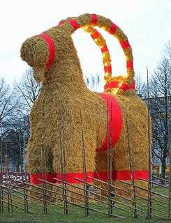 50th Gävle Goat