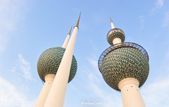 (Mohamed Salem Photography) Tags: towers kuwait