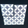 RTS5 Circulos WG MeaLu Collection Cement Tile by Rustico Tile and Stone (mcstandr) Tags: kitchen wall tile bathroom mural floor mosaic decorative cement spanish decorating flooring encaustic interiordesign tilefloor décor backsplash floortile interiordecorator cementtile encaustictile