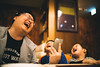 Laughter. (MichelleSimonJadaJana) Tags: color sony ilce7rm2 α a7rii a7r ii full frame mmount nex voigtlander vme adaptor emount leica 35mm f14 summilux m summiluxm asph ver1 v1 vsco documentary lifestyle snaps snapshot portrait childhood children girl girls kid jada jana hong kong 香港
