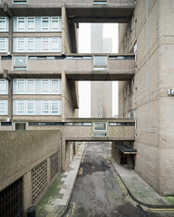 Brownfield Estate (i like it! what is it?) Tags: ernőgoldfinger london betonaparent brownfieldestate brutalistarchitecture balfrontower concrete betonbrut brutalism londra england unitedkingdom gb