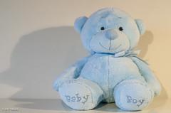 Baby Boy! (BGDL) Tags: lightroomcc nikond7000 bgdl niftyfifty afsnikkor50mm118g softtoy babyboy pastelcolours weeklytheme flickrlounge