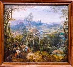 Das Prunkstück des Museums in Darmstadt (JohannFFM) Tags: darmstadt landesmuseum bruegel