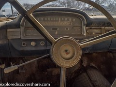 Inside an #old #car we #found in #orem #utah . #explorediscovershare #photograph #photo #abandoned #automobile #olympus #olympusomd #getolympus #mirrorless #mirrorlesscamera #utahcounty #utahphotographer #flickr #photoofday #picoftheday #carspotting (explorediscovershare) Tags: instagram inside an old car we found orem utah explorediscovershare photograph photo abandoned automobile olympus olympusomd getolympus mirrorless mirrorlesscamera utahcounty utahphotographer flickr photoofday picoftheday carspotting