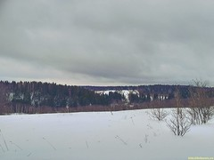 Раскрасим переход по снежности сырой..