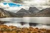 Cradle Mountain, Tasmania (Gusulabu) Tags: cradlemountain australia tasmania mountain montaña lago paradise nature naturaleza hdr rock travel trip canon textures ngc