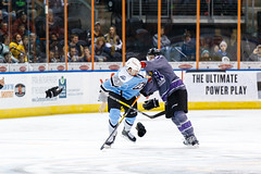 "Missouri Mavericks vs. Alaska Aces, December 16, 2016, Silverstein Eye Centers Arena, Independence, Missouri.  Photo: John Howe / Howe Creative Photography • <a style=""font-size:0.8em;"" href=""http://www.flickr.com/photos/134016632@N02/31607637672/"" target=""_blank"">View on Flickr</a>"