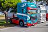 Scania R500 (Andrea the sleeper) Tags: holland style raduno truck paintjob team aquila rapace super la matassina veneto express seguro intercooler spiaggia del faro jesolo