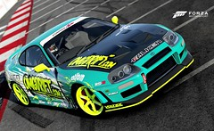 2016 Design I made for Pixels By Tab (KILL3RCURTIS) Tags: vfd esda virtual formula drift virtualdrift formulad formuladrift forza motorsport forzamotorsport fm6 livery toyota supra