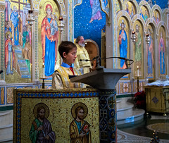 2016-12 Sunday Before the Nativity of Christ 013A1373 (Greek Orthodox Church of the Holy Cross) Tags: belmont california unitedstates greek orthodox church