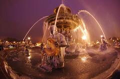 Paris Janvier 2017 - 12 une fontaine gelée Place de la Concorde (paspog) Tags: paris france placedelaconcorde janvier january januar 2017 fontaine brunnen fountain fontainegelée frozenfountain