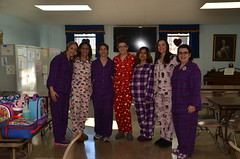 CSW 2017 Day 4 - Pajama Party & Waffle Breakfast