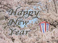New Year's Wishes for 2017 (DigitalLyte) Tags: happynewyear cherryblossom sakura moriokacastleruins morioka japan iwatepark