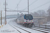 AMTK Siemens ACS-64 #636 @ Levittown, PA (Darryl Rule's Photography) Tags: acs64 acela acelaexpress amtrak buckscounty citiessprinter eastbound january levittown necorridor neregional northeastcorridor northeastregional railroad railroads septa siemens snow train trains westbound winter