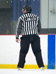 Eric Lawless (mark6mauno) Tags: ericlawless eric lawless linesman westernstateshockeyleague western states hockey league wshl 201617 westernstatesshootout lasvegasicecenter las vegas ice center lvic nikkor 200400mmf4gvrii nikond4 nikon d4 ar3x4