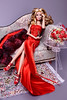 Red temptation (RockWan FR) Tags: fashionroyalty gown fashiondoll people veroniqueperrin covergirl
