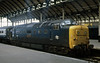 Journey's End (SydPix) Tags: 55017 thedurhamlightinfantry deltic class55 hull paragon station terminus diesel locomotive railways trains sydyoung