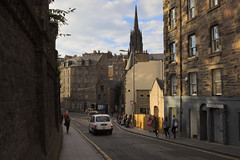 Edinburgh, below the Royal Mile (sdscott) Tags: edin edinburgh scotl scotland trave travel