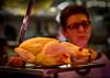 La Boqueria (marykapka) Tags: spainnovember2015 mercat de sant josep la boqueria barcelona spain chicken with head scales catalonia rambla