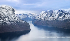 Fjords <3 (Lud0fr) Tags: fjord norway clouds landscape snow water sony amazing travel enjoy nature zeiss