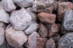 Schottischer Granit SS 20-40 dry-wet