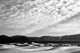 Dreaming of rain in the desert
