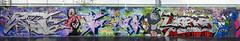 Craze - Func88 - Lars (Ruepestre) Tags: craze func88 lars paris france streetart street graffiti graffitis art urbain urbanexploration urban vmd ckt 3dt tpk