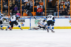 "Missouri Mavericks vs. Wichita Thunder, February 3, 2017, Silverstein Eye Centers Arena, Independence, Missouri.  Photo: John Howe / Howe Creative Photography • <a style=""font-size:0.8em;"" href=""http://www.flickr.com/photos/134016632@N02/32561327802/"" target=""_blank"">View on Flickr</a>"