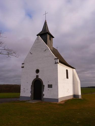 Chapelle du Try au Chêne à Bousval