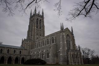 Gothic Bryn Athyn Cathedral