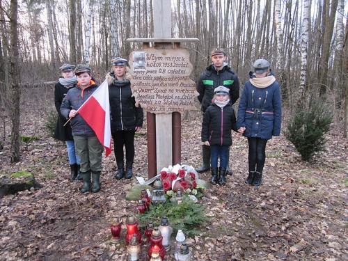 1_03_2017 Dzień Pamięci Żołnierzy Wyklętych