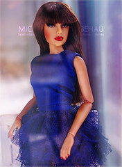 Ginny (Michaela Unbehau Photography) Tags: jamieshow doll ginny demi couture dress andymy designs 12 resin ball jointed fashion 1 16