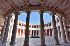 Zappeion Exhibition Hall, Athens, Greece (Alona Azaria) Tags: athens greece zappeion zeppeionexhibitionhall architecture